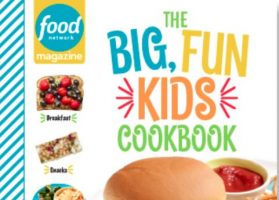 Food Network The Big Fun Kids Cookbook Giveaway