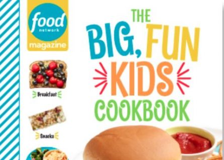 Food Network The Big Fun Kids Cookbook Giveaway