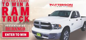 "Durango/Cavender's ""Ram Truck"" Sweepstakes"