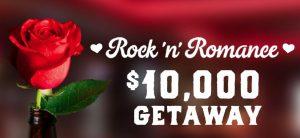Logan's Roadhouse Rock 'N' Romance Getaway