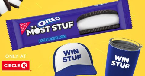 Oreo The Most Stuf Circle K Sweepstakes