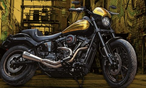 Harley-Davidson Low Rider S Motorcycle Sweepstakes