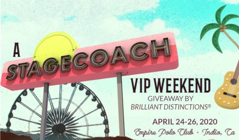 Stagecoach Festival Weekend Sweepstakes