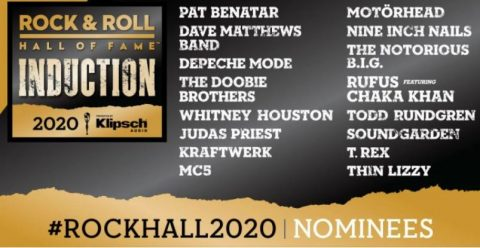 Rock & Roll Hall of Fame Induction 2020 Sweepstakes