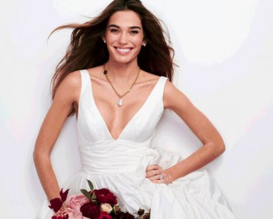 Justin Alexander Signature Cover Gown Sweepstakes