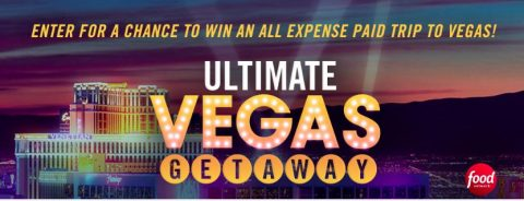 Food Network's Ultimate Vegas Getaway Sweepstakes