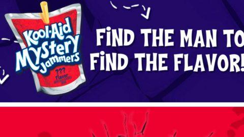 Kraft Kool-Aid Mystery Flavor Sweepstakes