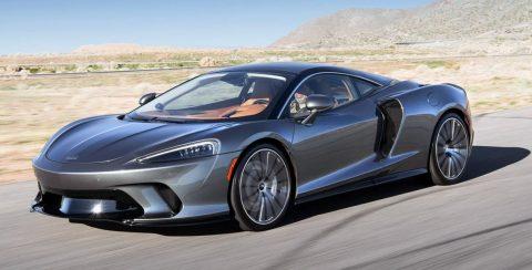 Omaze McLaren GT Sweepstakes