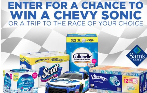 Scott Towels 2020 Sweepstakes