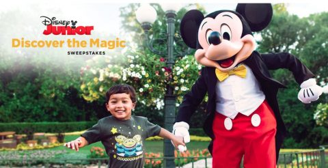 Disney Junior Discover the Magic Sweepstakes
