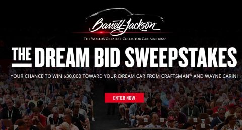 "Craftsman ""The Dream Bid"" Sweepstakes"
