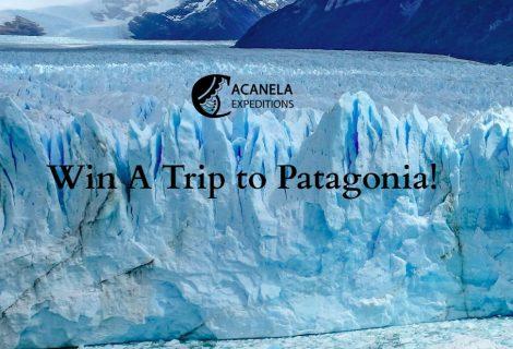 Acanela Trip to Patagonia Sweepstakes