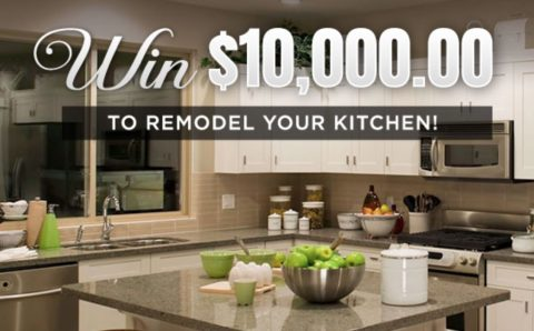 PCH Dream Kitchen Sweepstakes