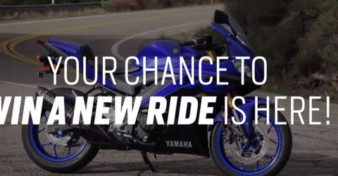 IRodeToday Motorcycle Sweepstakes