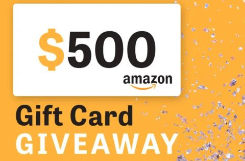 Radio.com $500 Amazon Gift Card Giveaway
