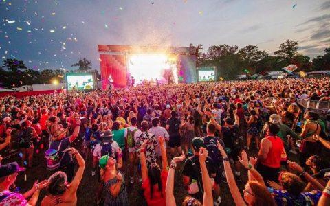 Visit Music City Bonnaroo Fest Sweepstakes