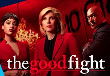 PopSugar Must Have The Good Fight Sweepstakes