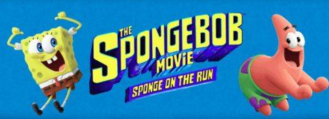 SpongeBob SquarePants: Sponge on the Run Weekly Sweepstakes