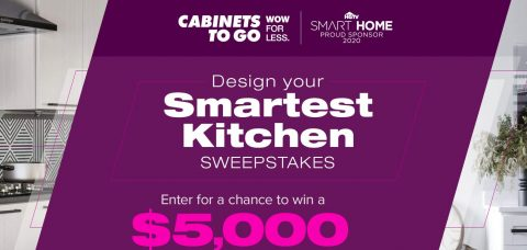 Diynetwork Design Your Smartest Kitchen Sweepstakes