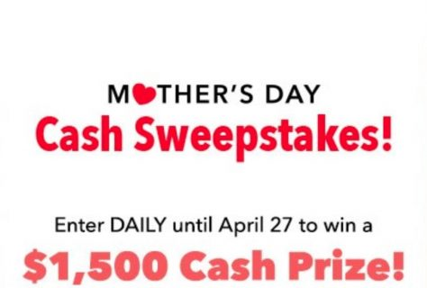 Shop LC Mother's Day Cash Sweepstakes
