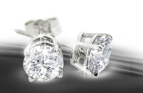 SuperJeweler $5,000 Diamond Studs Giveaway
