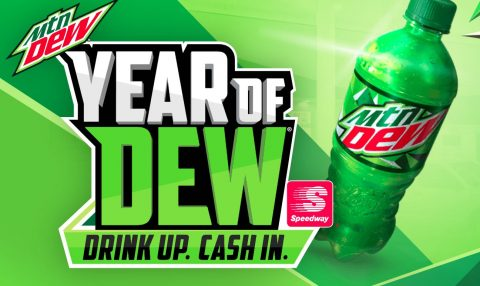 MTN DEW Drink Up Cash In Sweepstakes