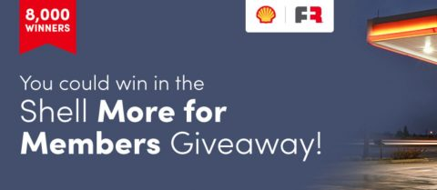 Shell More for Members Giveaway