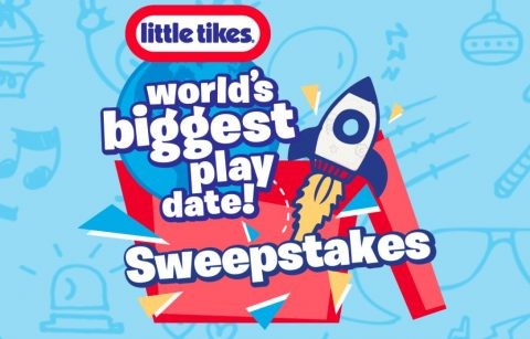 Little Tikes World's Biggest Playdate Sweepstakes