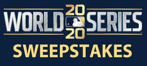 MLB Blue-Emu World Series Sweepstakes