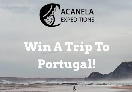 Acanela Trip to Portugal Sweepstakes
