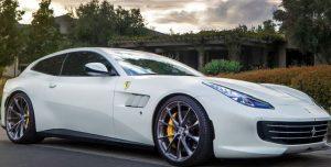 Omaze Ferrari GTC4Lusso Sweepstakes