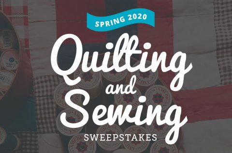 Quilting and Sewing Sweepstakes