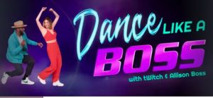 Ellen Dance Like A Boss with P&G Contest