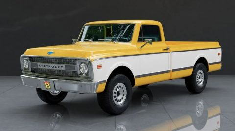 AutoZone/Fix-a-Flat 1970 Chevy C10 Sweepstakes