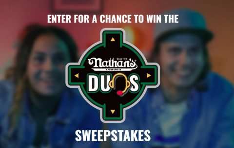 Nathan's Duos Sweepstakes