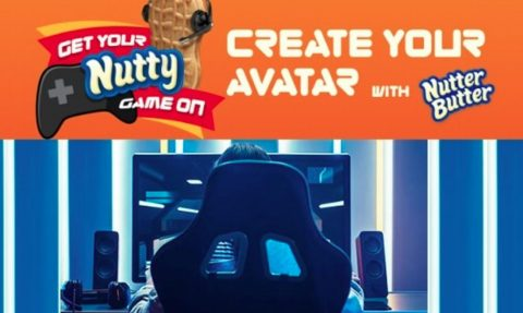 Nutter Butter Get Your Nutty Instant Win Game