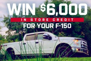 American Trucks $6,000 Store Credit Sweepstakes