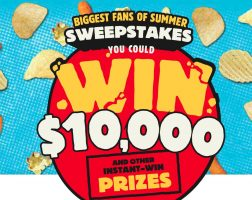 Herr's Biggest Fans of Summer Sweepstakes