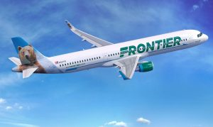 Frontier Airlines 1 Million Miles Sweepstakes