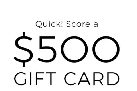 Quikly Lane Bryant $500 Gift Card Giveaway