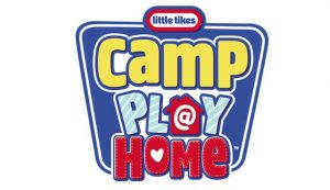 Little Tikes Camp Play at Home Sweepstakes