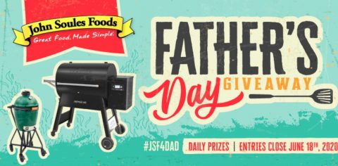 John Soules Foods Father's Day Giveaway