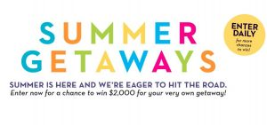 MidwestLiving Summer Getaways Sweepstakes