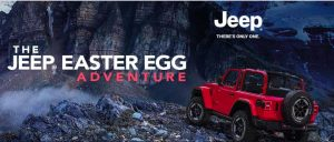 Jeep Easter Egg Contest