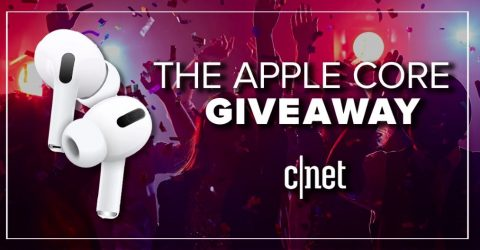 CNET's Apple Core Headphone Sweepstakes