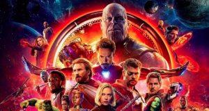 TNT's Avengers: Infinity War Vinyl Sweepstakes
