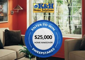 K&H Home Solutions $25k Sweepstakes