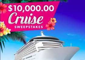 PCH $10k Cruise Sweepstakes