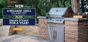 Belgard Grill Master Prize Package Sweepstakes