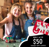 Carson Dellosa Target Gift Card Giveaway